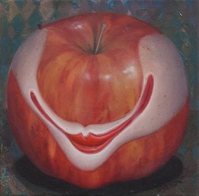 Clownapfel
